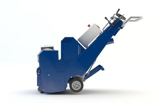 BMC-335EHY Scarifier