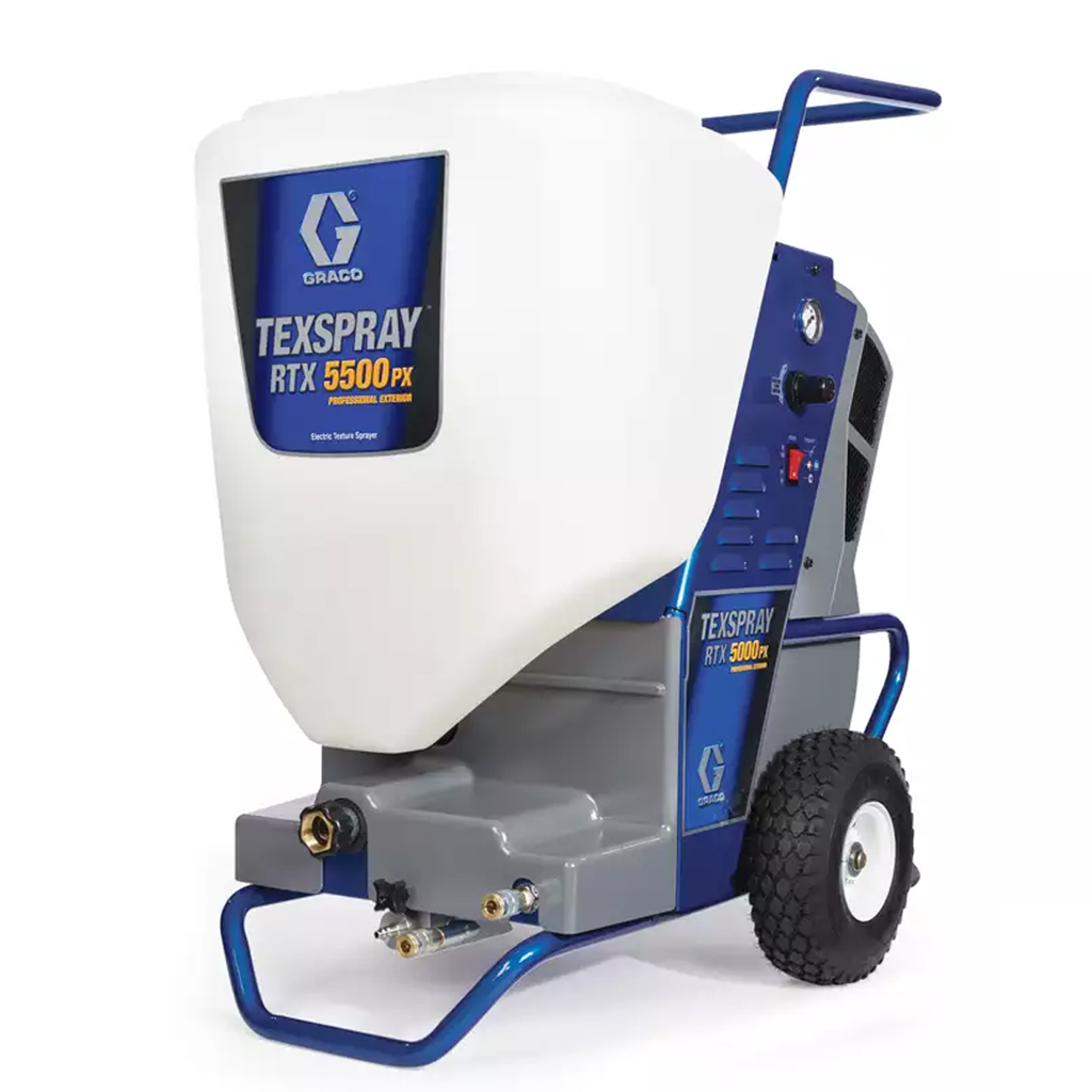Graco Texspray RTX5500PX Electric Airless Texture Sprayer