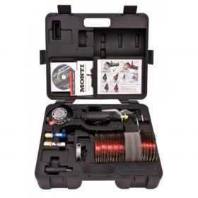 Pneumatic  Bristle Blaster Kit