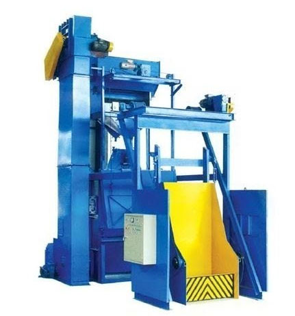 Tumble Belt Blasting Machine