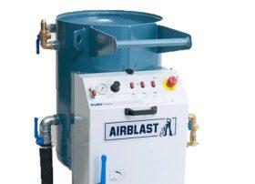Aquastorm abrasive blasting equipment