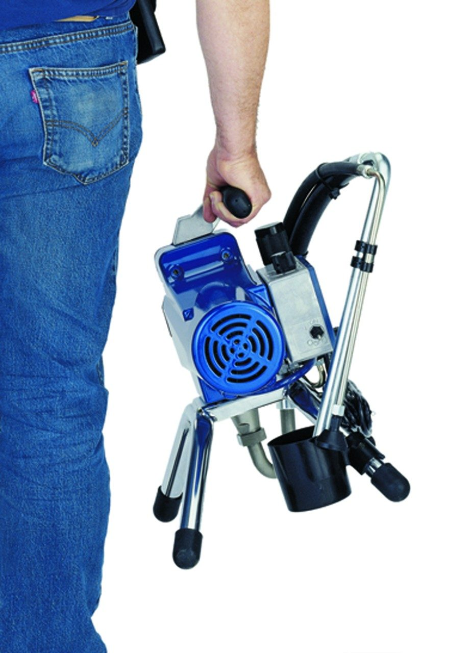 Professional Small to Medium Size Sprayers Graco Ultra 395 PC Pro Stand Electric Airless Paint Sprayer