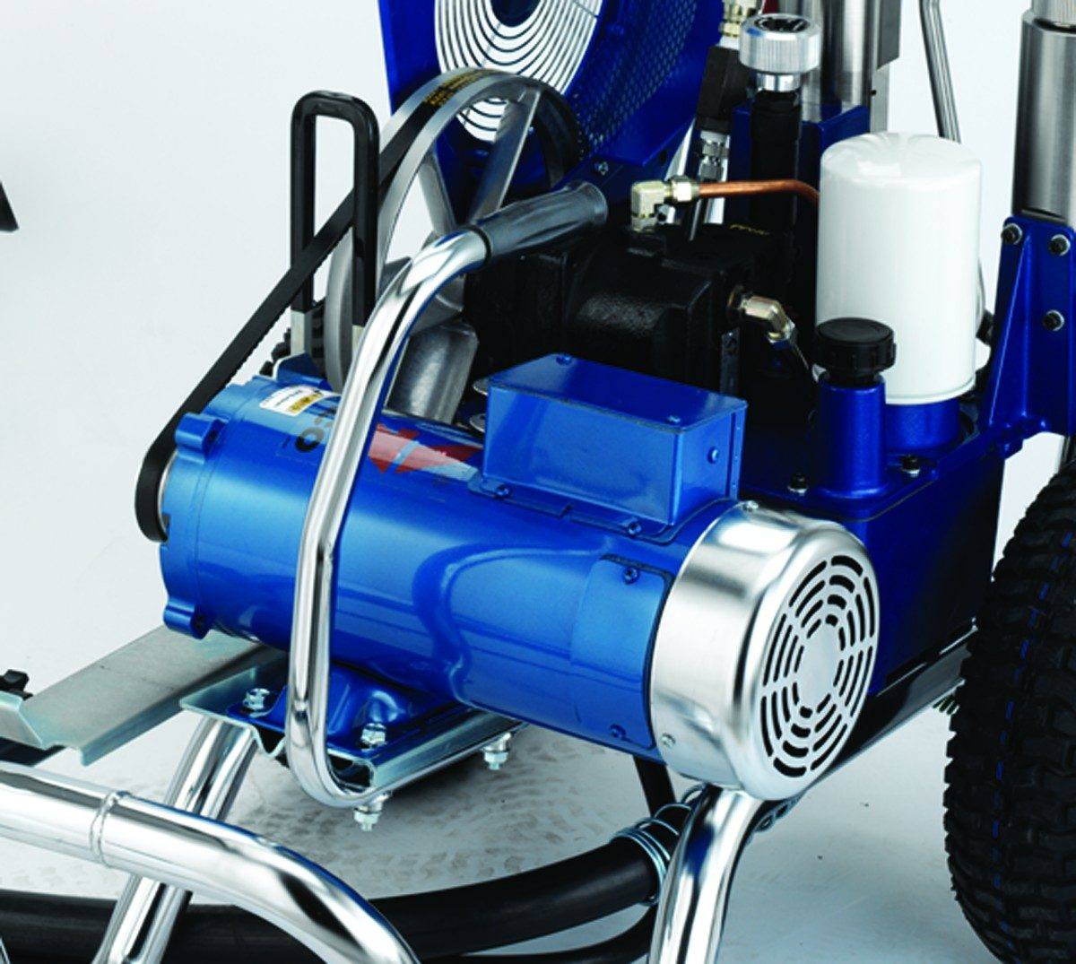 Heavy Duty Applications GRACO GH 130 Petrol Hydraulic Driven Airless Sprayer 24W923