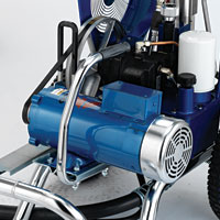 Heavy Duty Applications Graco Gas Hydraulic GH200 ProContractor