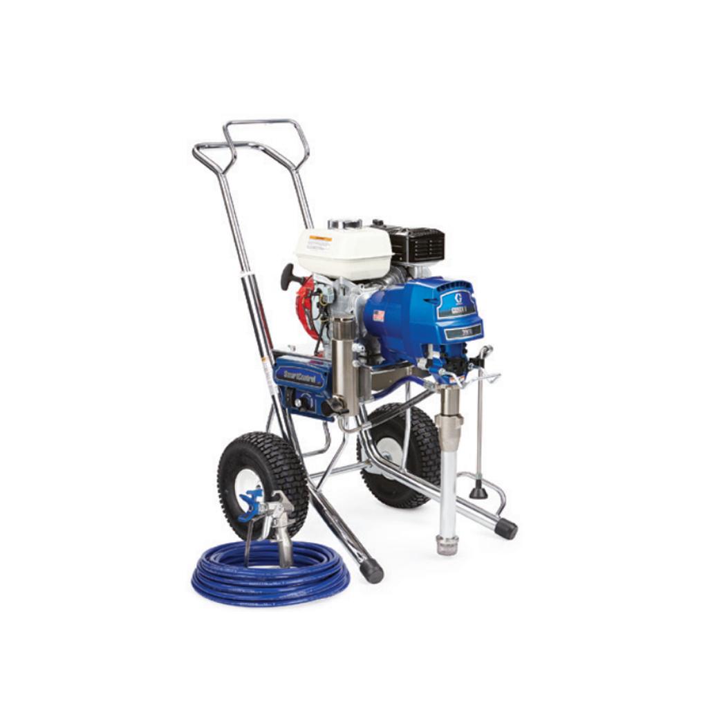 G-MAX II Applications Graco GMAX™ II Standard 3900 Hi-Boy Gas-Mechanical Airless Sprayer