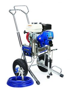 G-MAX II Applications Graco GMAX™ II Standard 3400 Gas-Mechanical Airless Sprayer