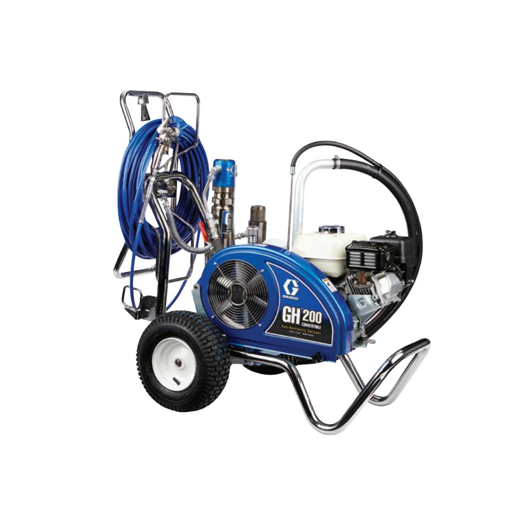 Heavy Duty Applications Graco Gas Hydraulic GH200 ProContractor