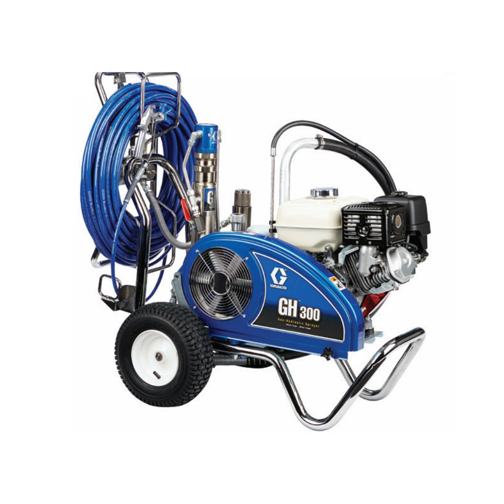 Heavy Duty Applications Graco Gas Hydraulic GH300 ProContractor