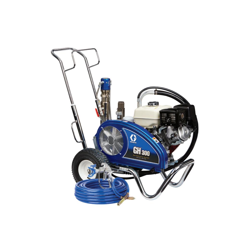 Heavy Duty Applications Graco Gas Hydraulic GH300 Standard