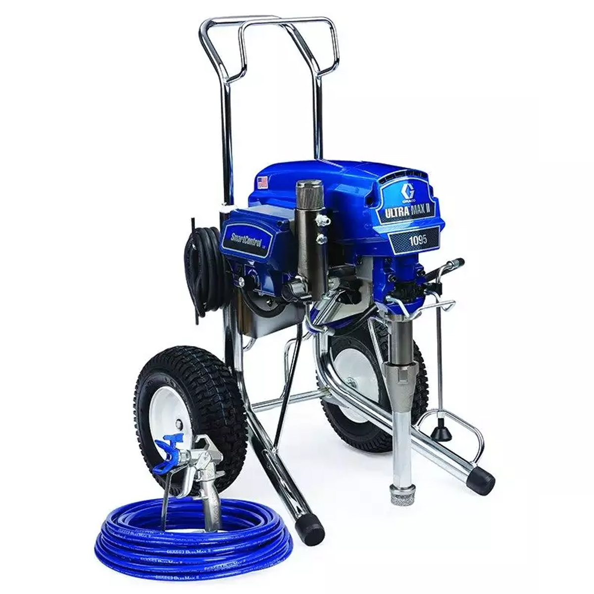 Graco ULTRA® MAX II Standard 1095 Hi-Boy Electric Airless Paint Sprayer