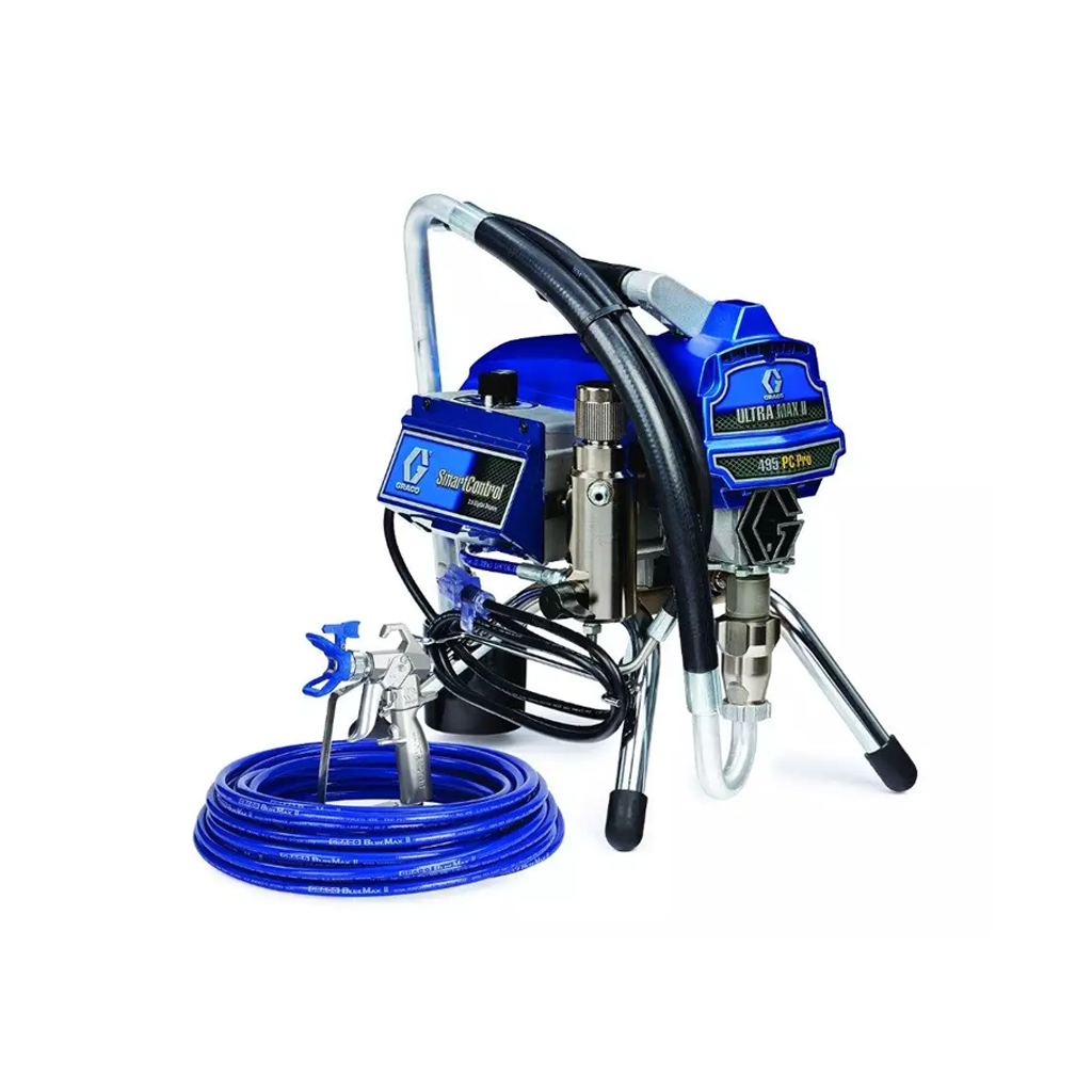 Graco Ultra Max II 495 PC Pro Stand Electric Airless Paint Sprayer