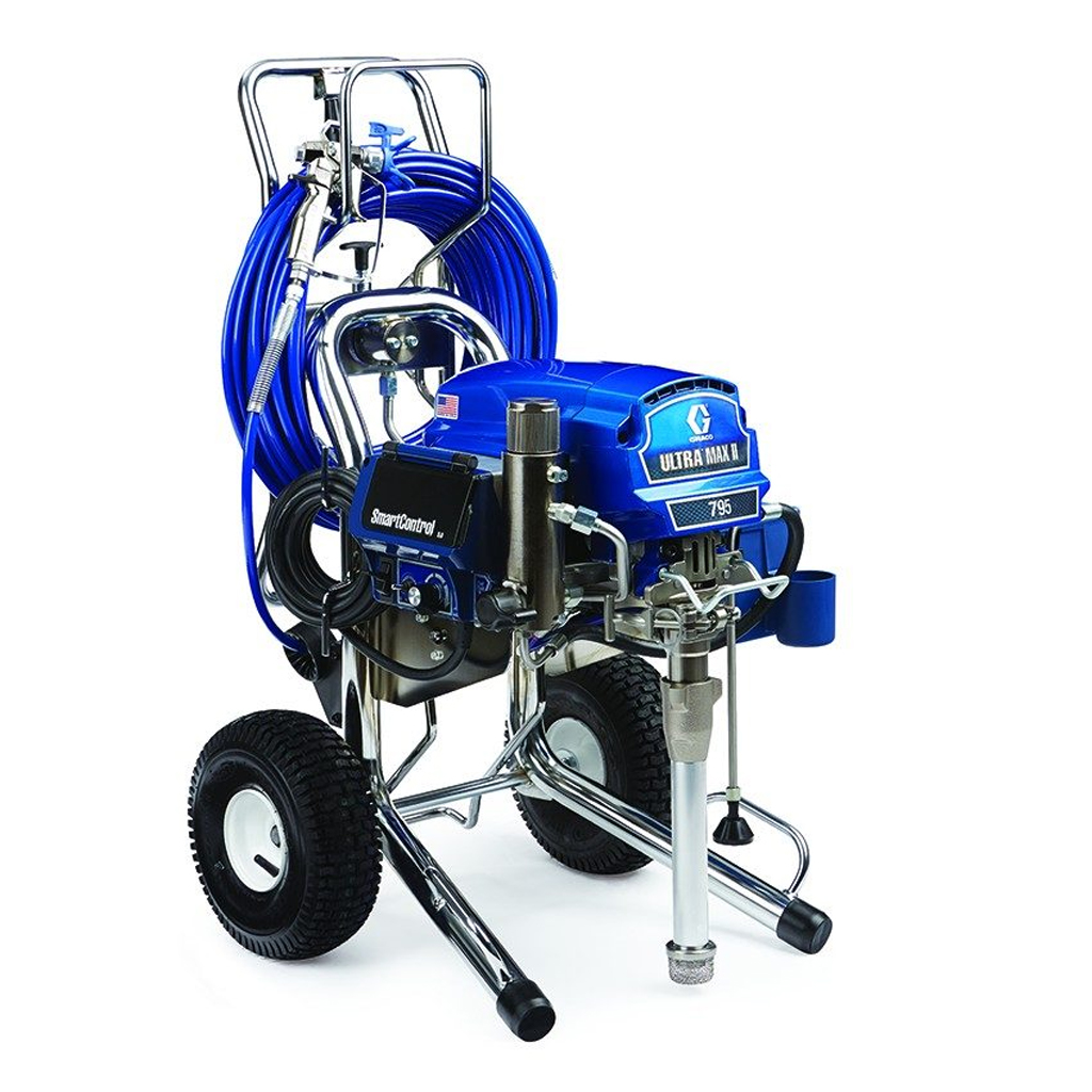 Graco Ultra Max II PROCONTRACTOR 795 Electric Airless Paint Sprayer