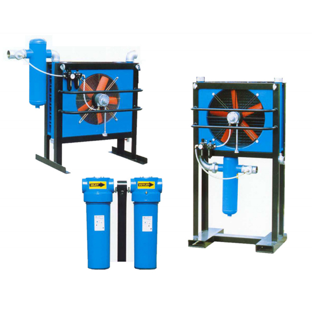 Blasting ABAC-30 Compressed Air Cooler