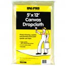 Canvas Drop Cloth 5 x 12