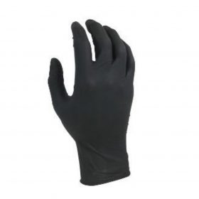 Black Shield Heavy duty nitrile glove