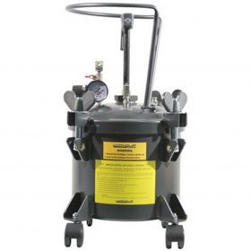 10L Pressure Pot Hand Agitator