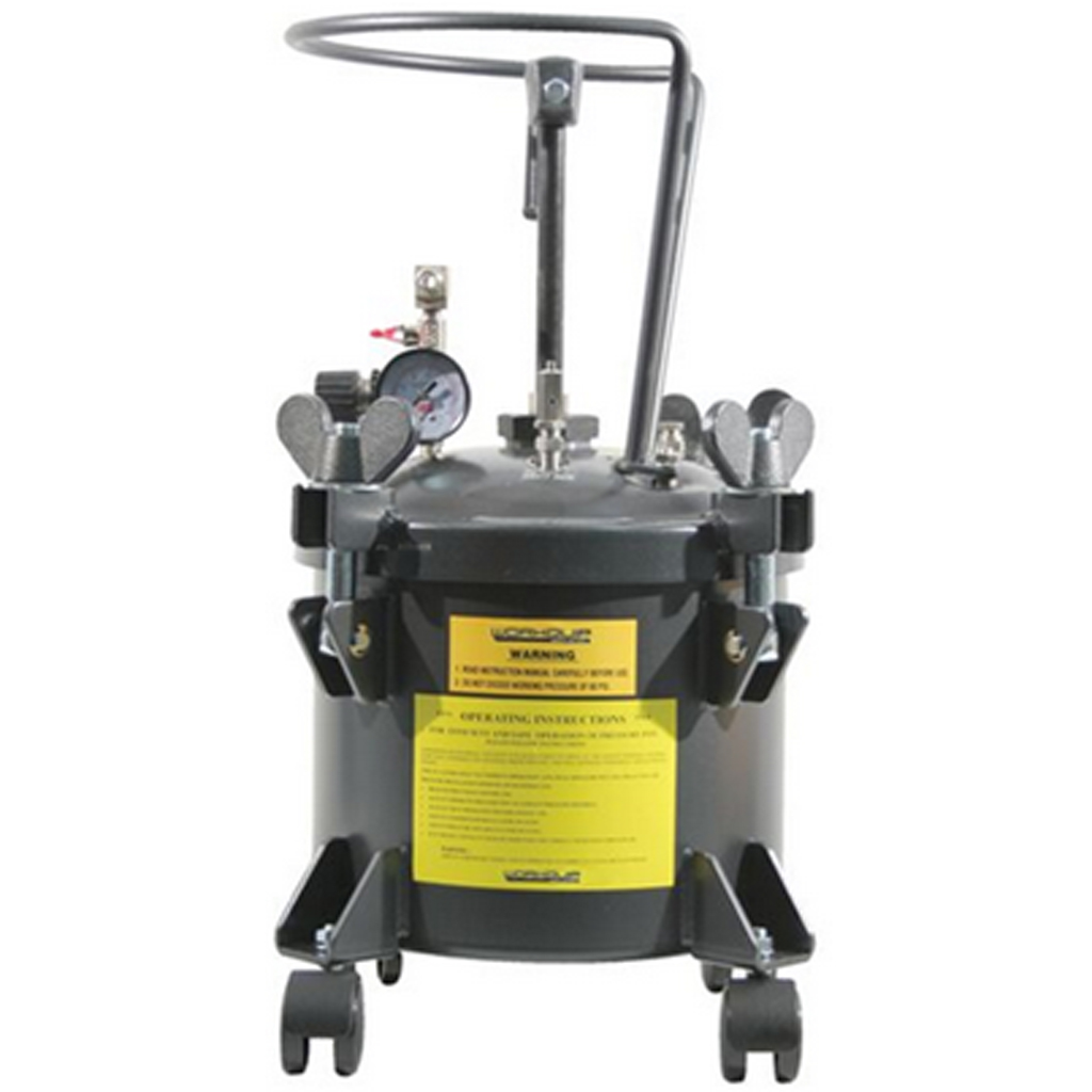 Pressure Pots 10L Pressure Pot Air Agitator