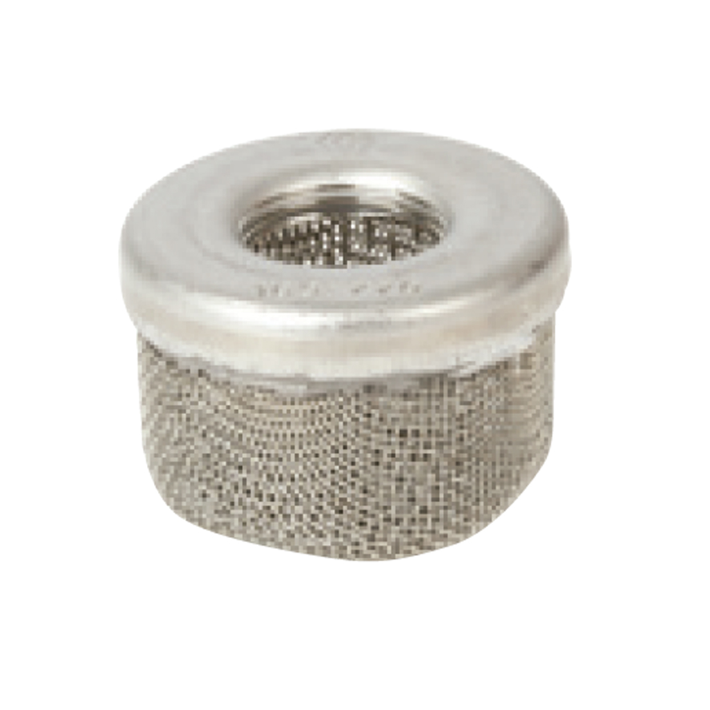 """Airless Inlet Strainers Inlet Strainer1"""" 8 Mesh Ultra+ Max/ EM500"""