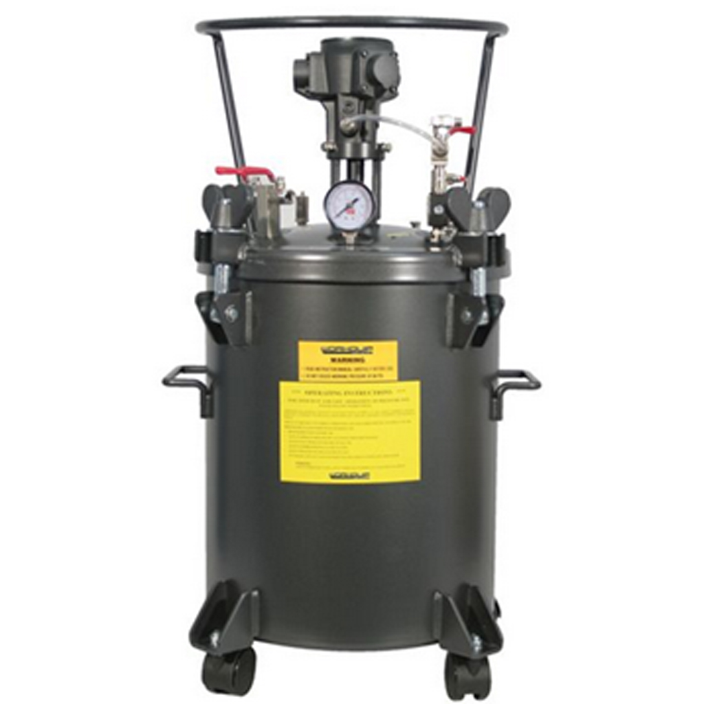 Pressure Pots 20L Pressure pot Air Agitation