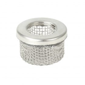 "Inlet Strainer 2"" No Thread Texspray"