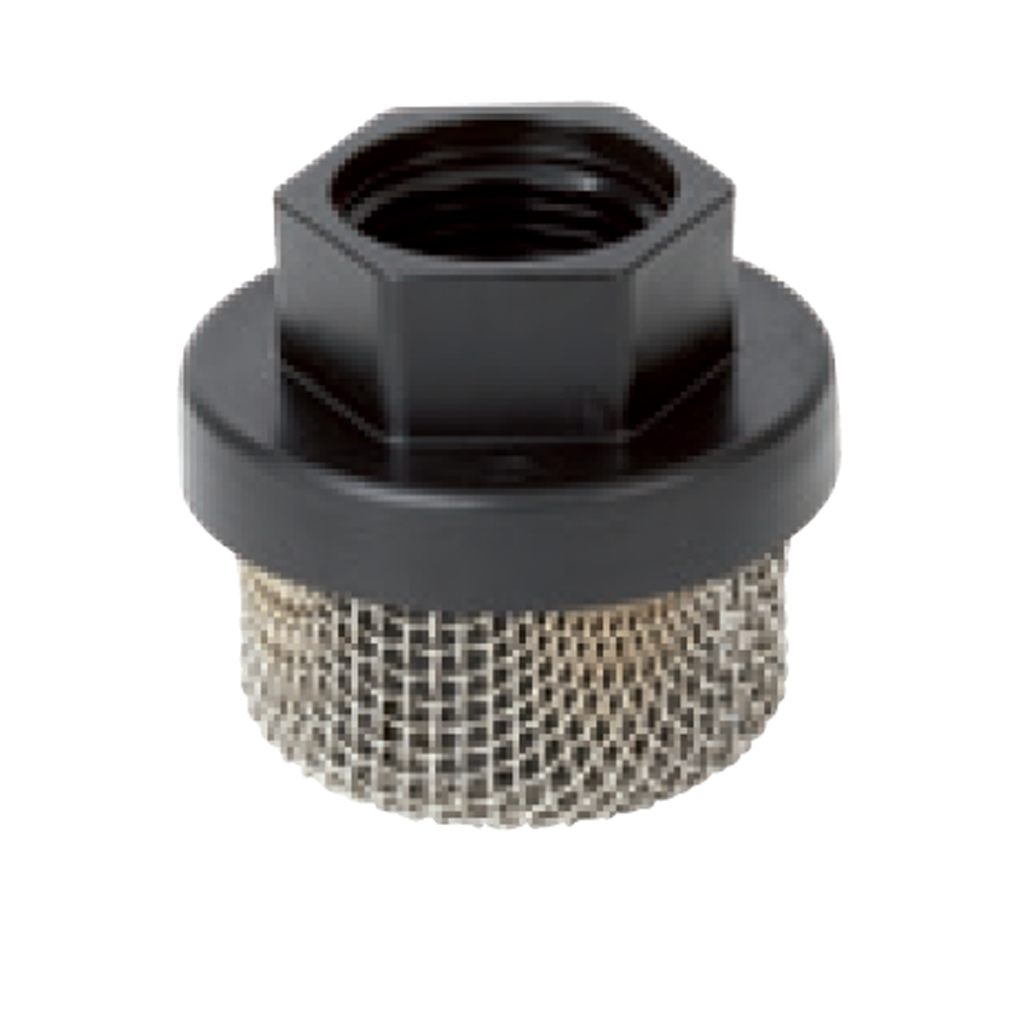 Airless Inlet Strainers Nut Inlet Strainer 10 Mesh
