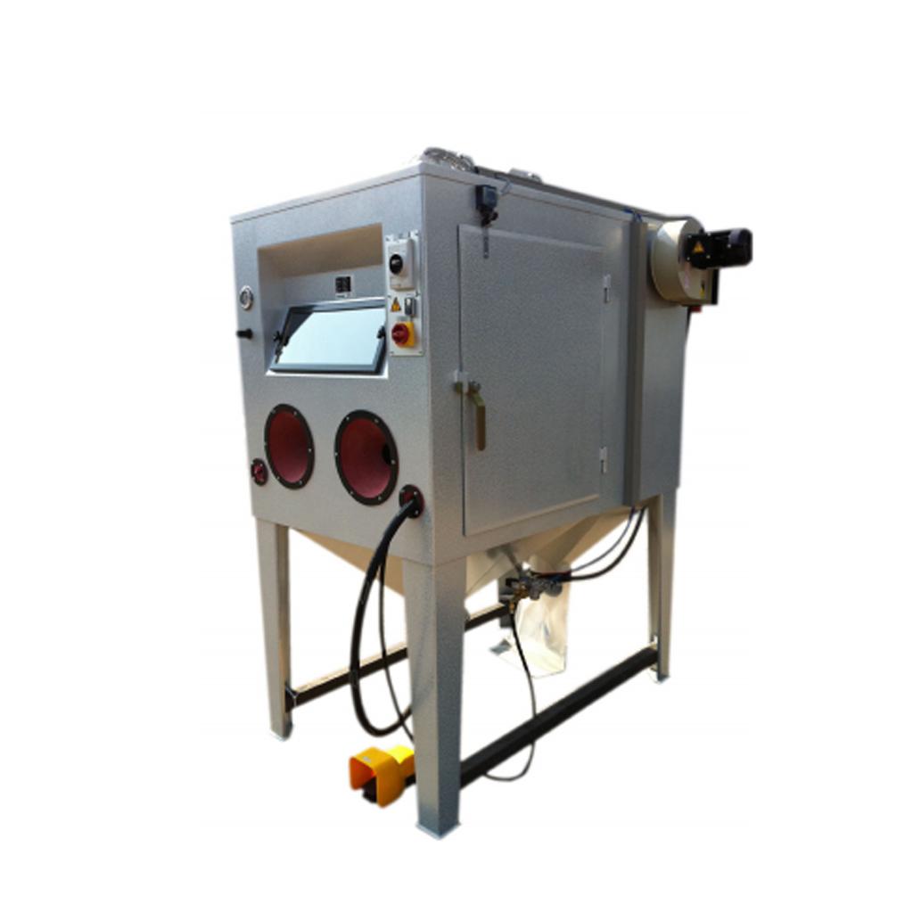 Blast cabinets ABDI-1000 Vacuum Injection Blast Cabinet