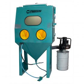 CS1000 Suction Blast Cabinet