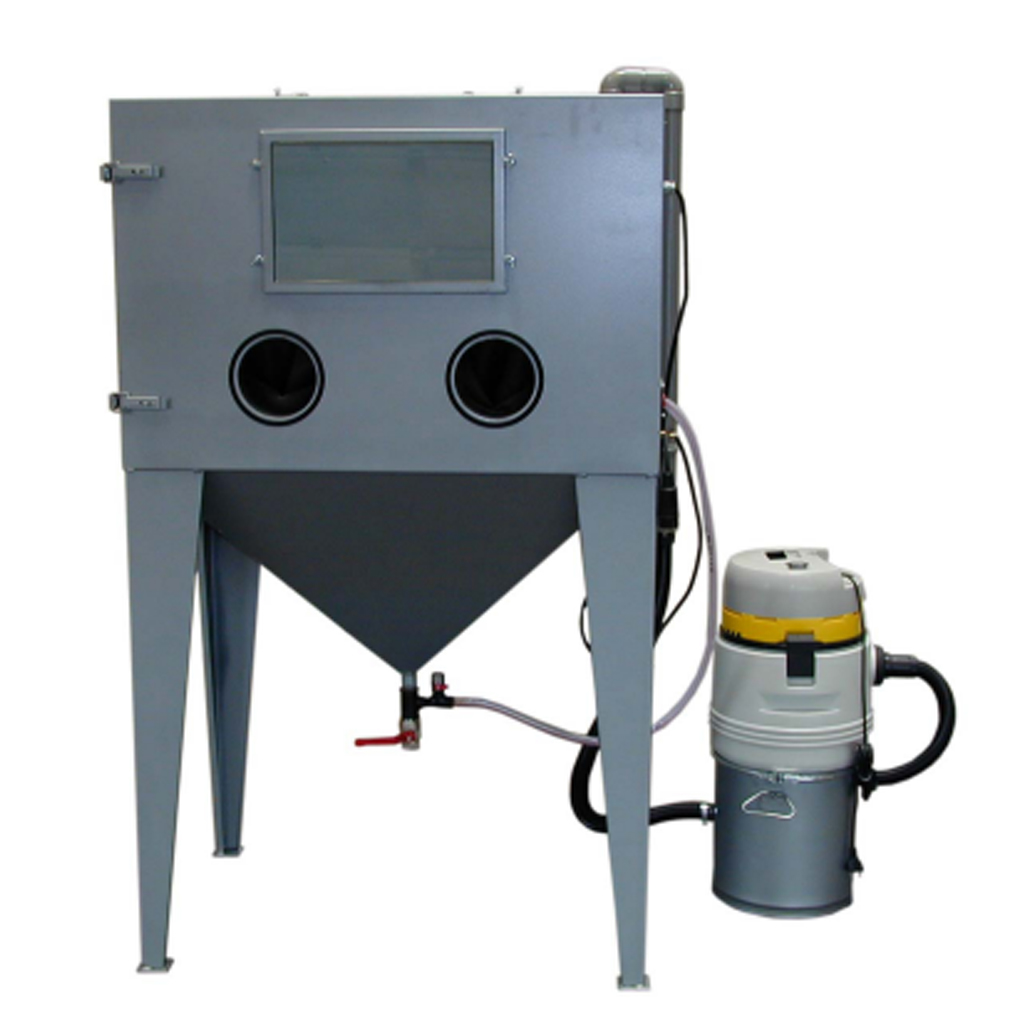 Blast cabinets Airblast Junior – Abrasive Blast Cabinet