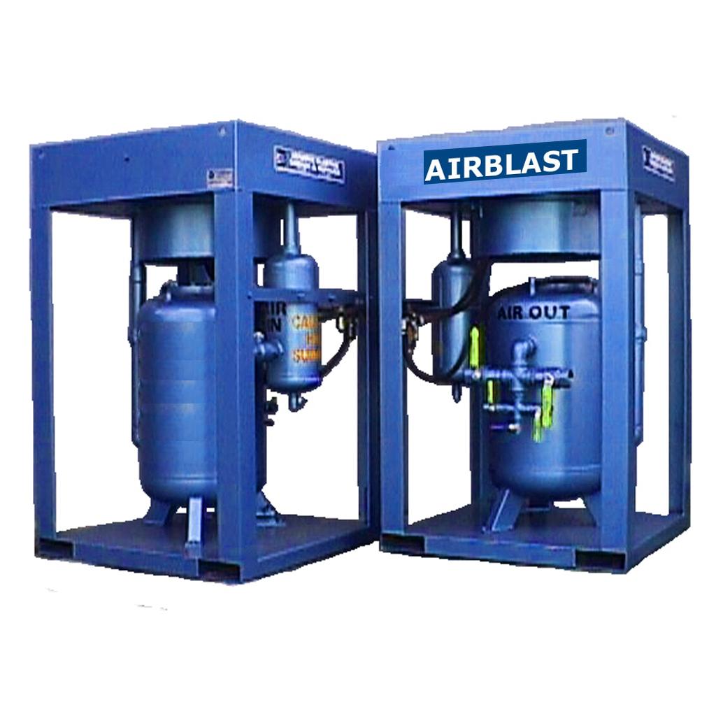 Air Preparation Units Airblast Dryer System