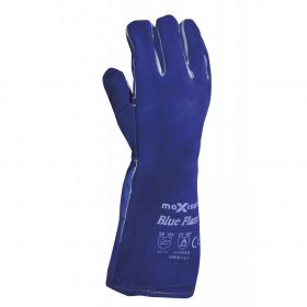 Blue Flame Kevlar Welders Gloves