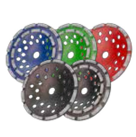 Grinding Discs and accessories Diamond Cup Wheel Ø 180MM