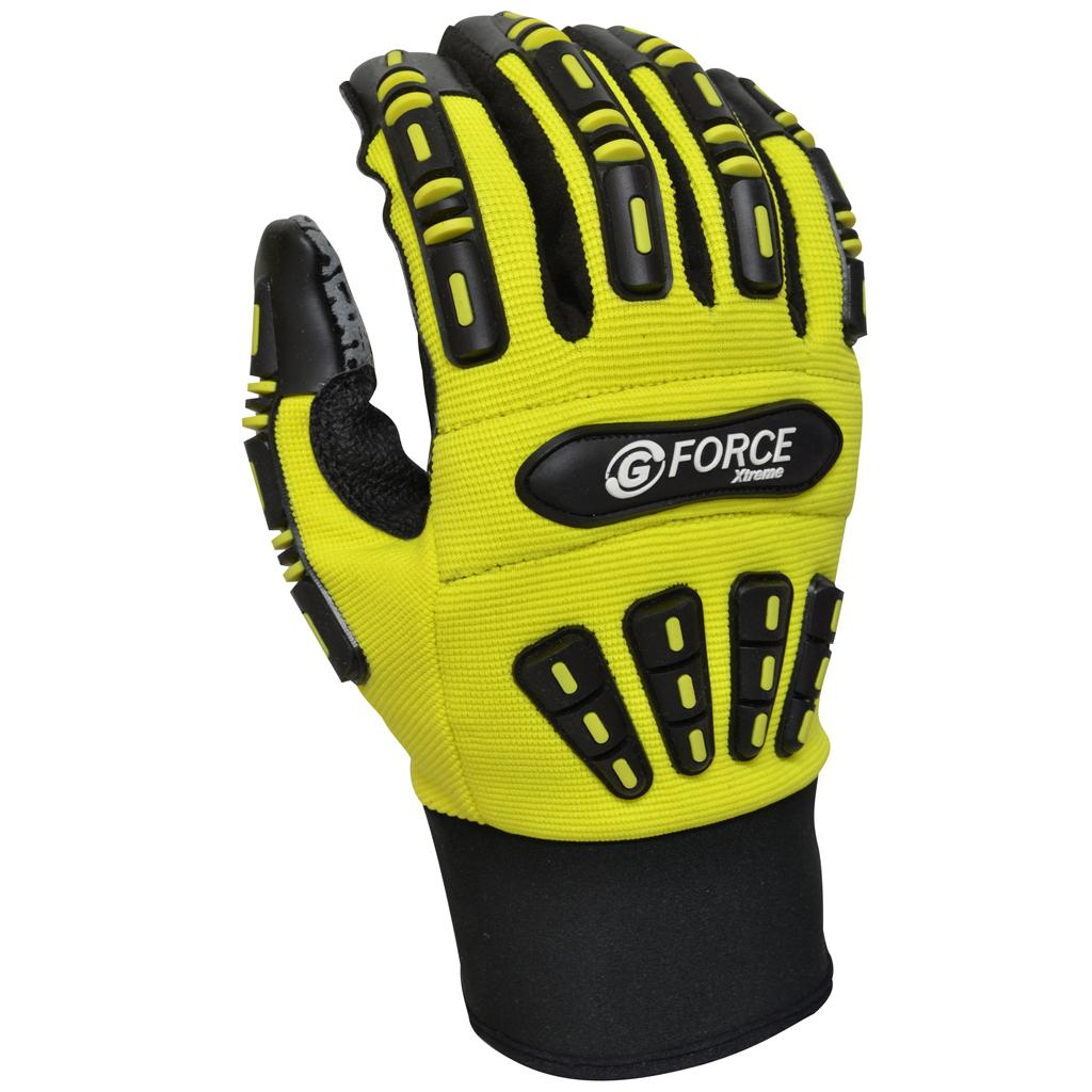 PPE G Force Xtreme Mechanics Heavy Duty Glove