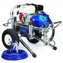 G-MAX II Applications Graco GMAX™ II Standard 3900 Lo-Boy Gas-Mechanical Airless Sprayer