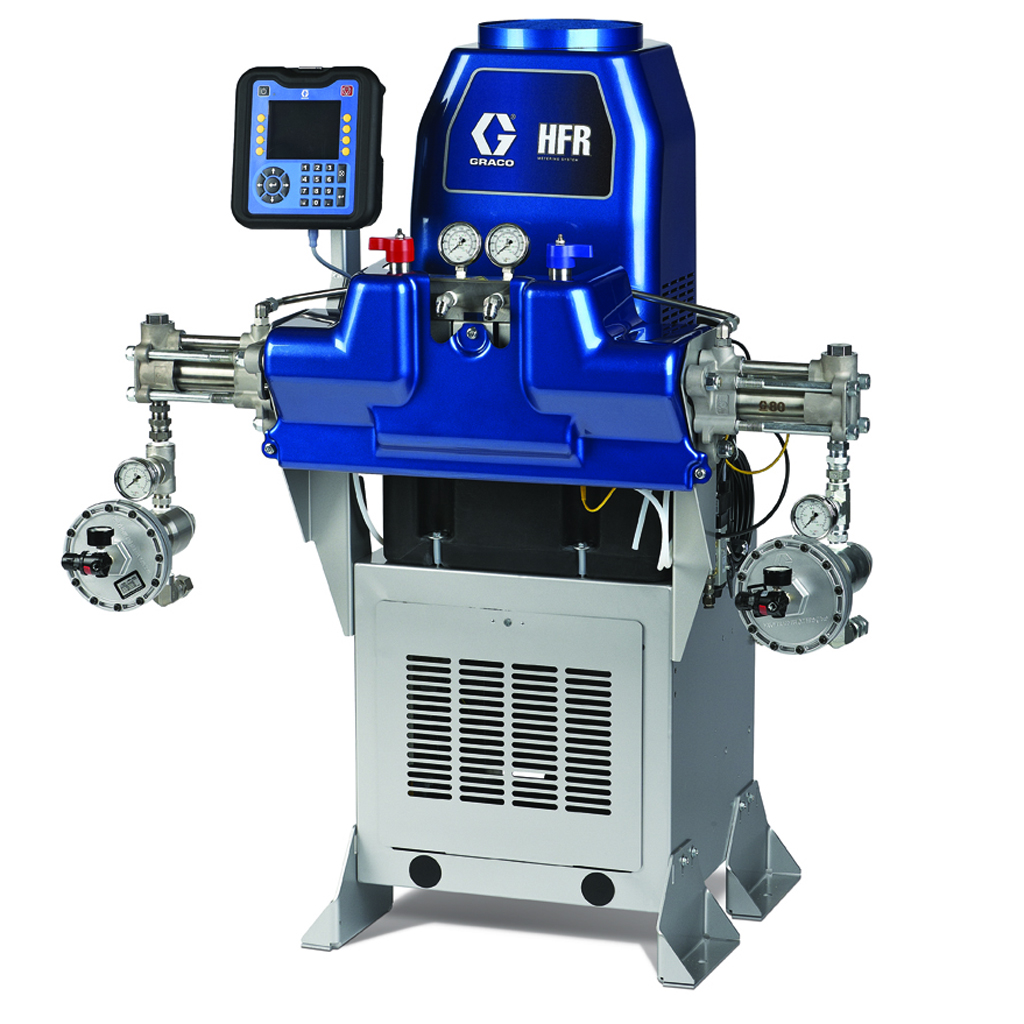 HFR Metering System for Sealants and Adhesives