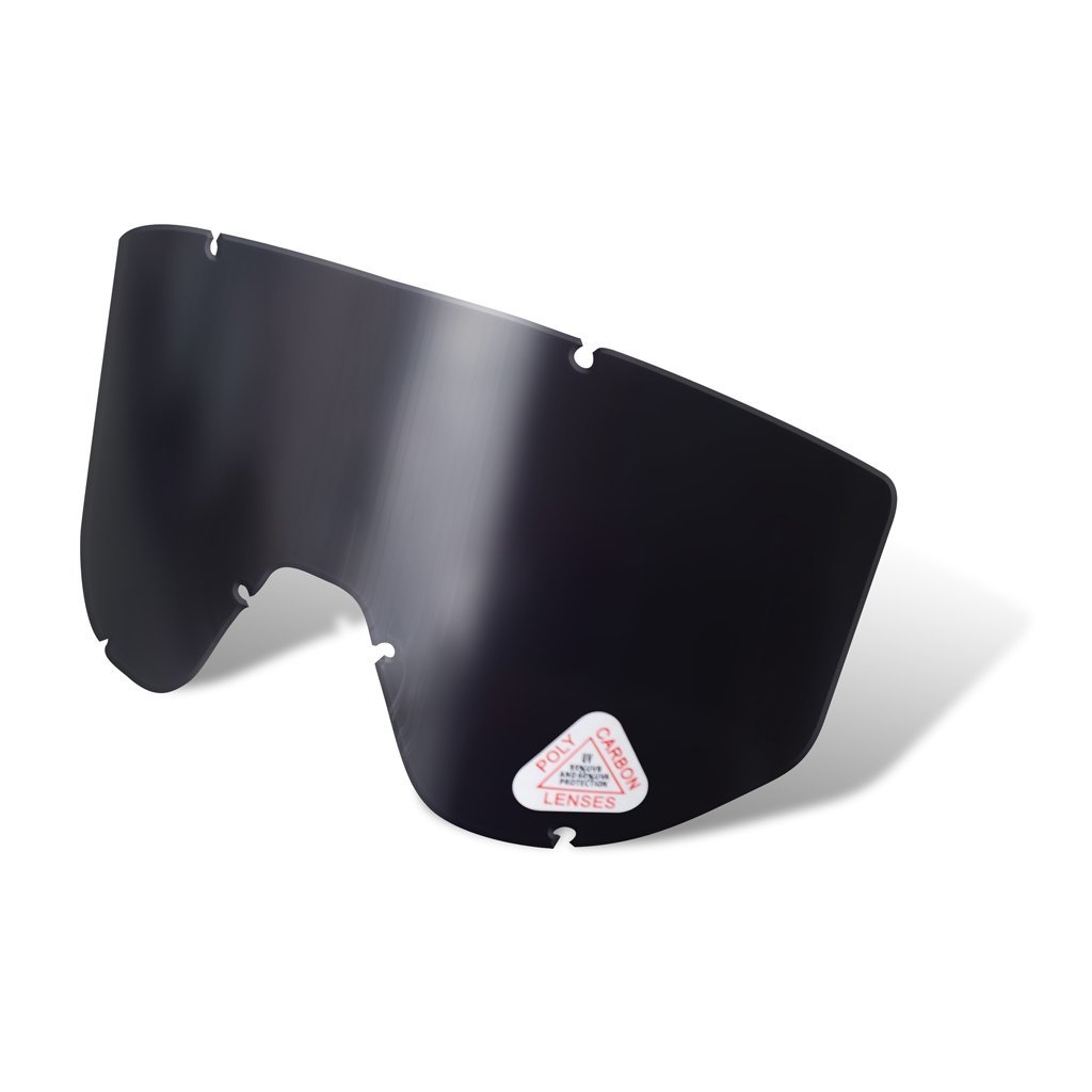 Maxi Goggles replacement lens smoke