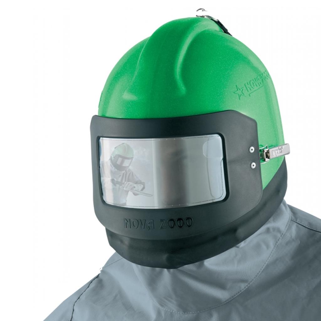 PPE Blast Helmet with CAT