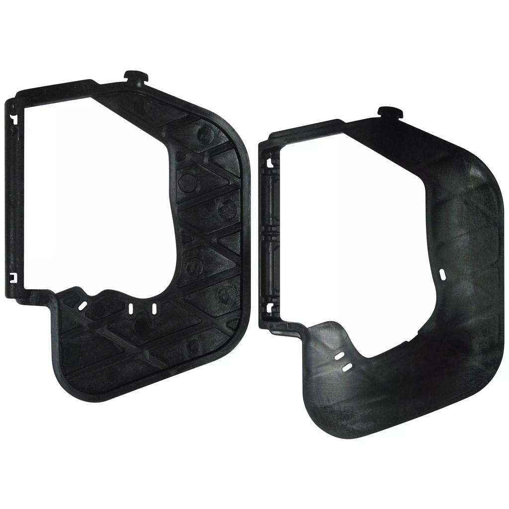PPE Blast Helmet Side Padding Frames