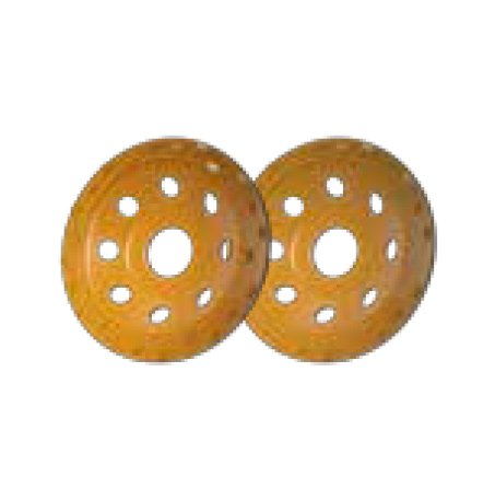 Grinding Discs and accessories PCD Cup Wheel Ø 180MM