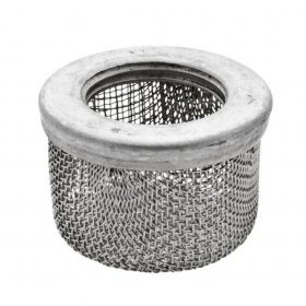 Strainer 1″ Single screen