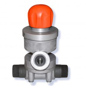 Abrasive metering valves