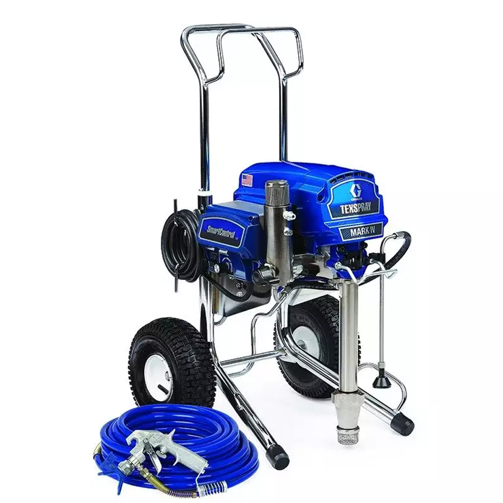 Texture Applications Graco Texspray Mark Standard IV Electric Airless Texture Sprayer