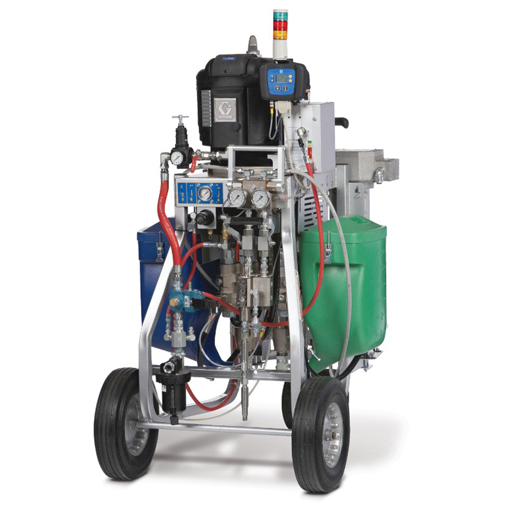 Heavy Industrial Coatings XP50 Plural-Component Sprayer