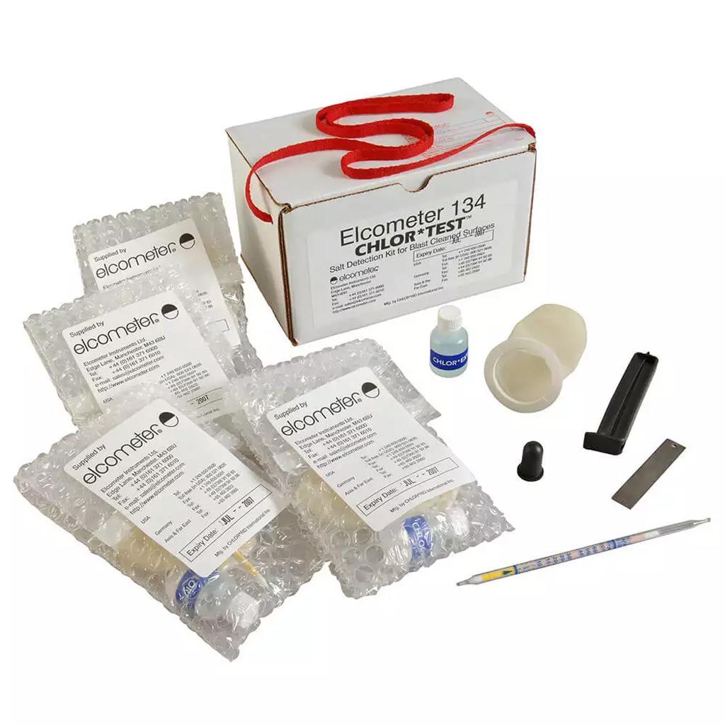 Elcometer Chlor Test Kit