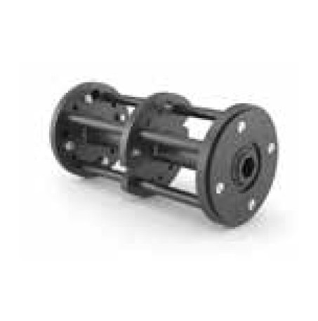 Scarifier extras Drum With 4x12mm Shafts