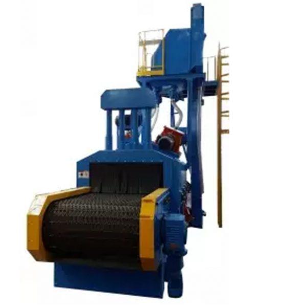 Stationary Wheelblast Equipment Mesh Belt Machines
