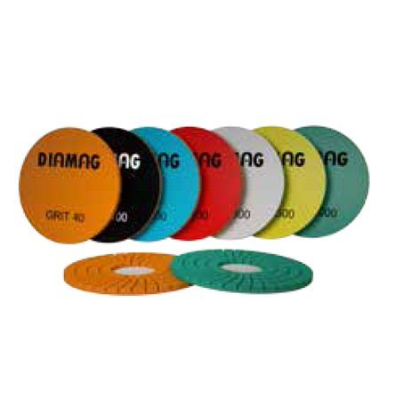 Grinding Discs and accessories Polishing Pads  Ø 185MM #400