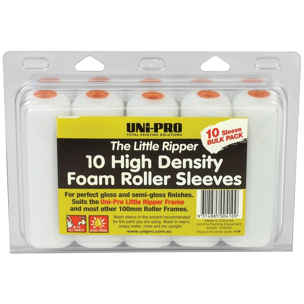 Hand tools and Prep 100mm High Density Foam 10PK