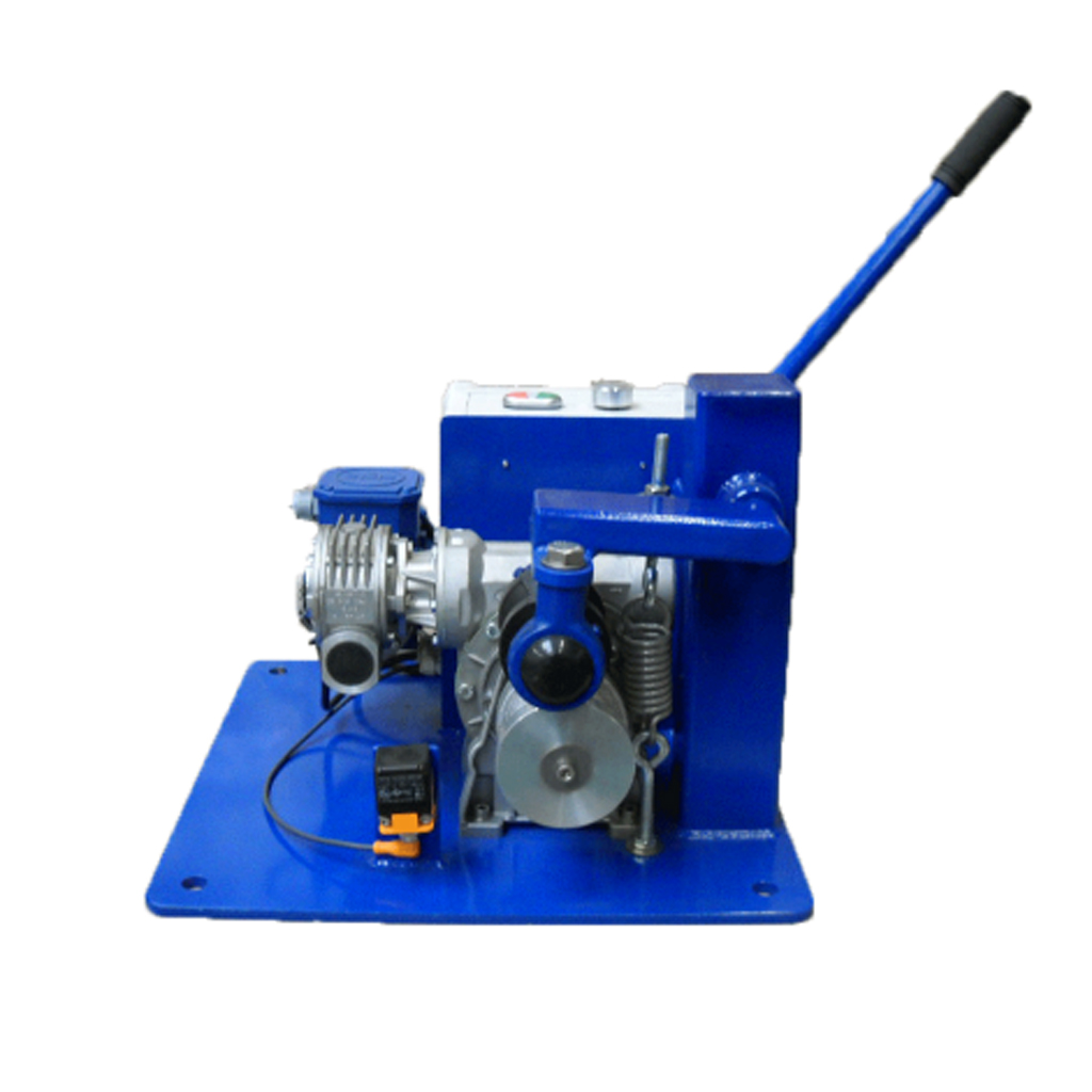 Blasting Semi-automatic Winch System