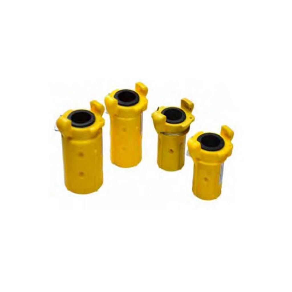 Blasting Blast Hose Coupling CQN- 3/4, Fits 33mm OD hose
