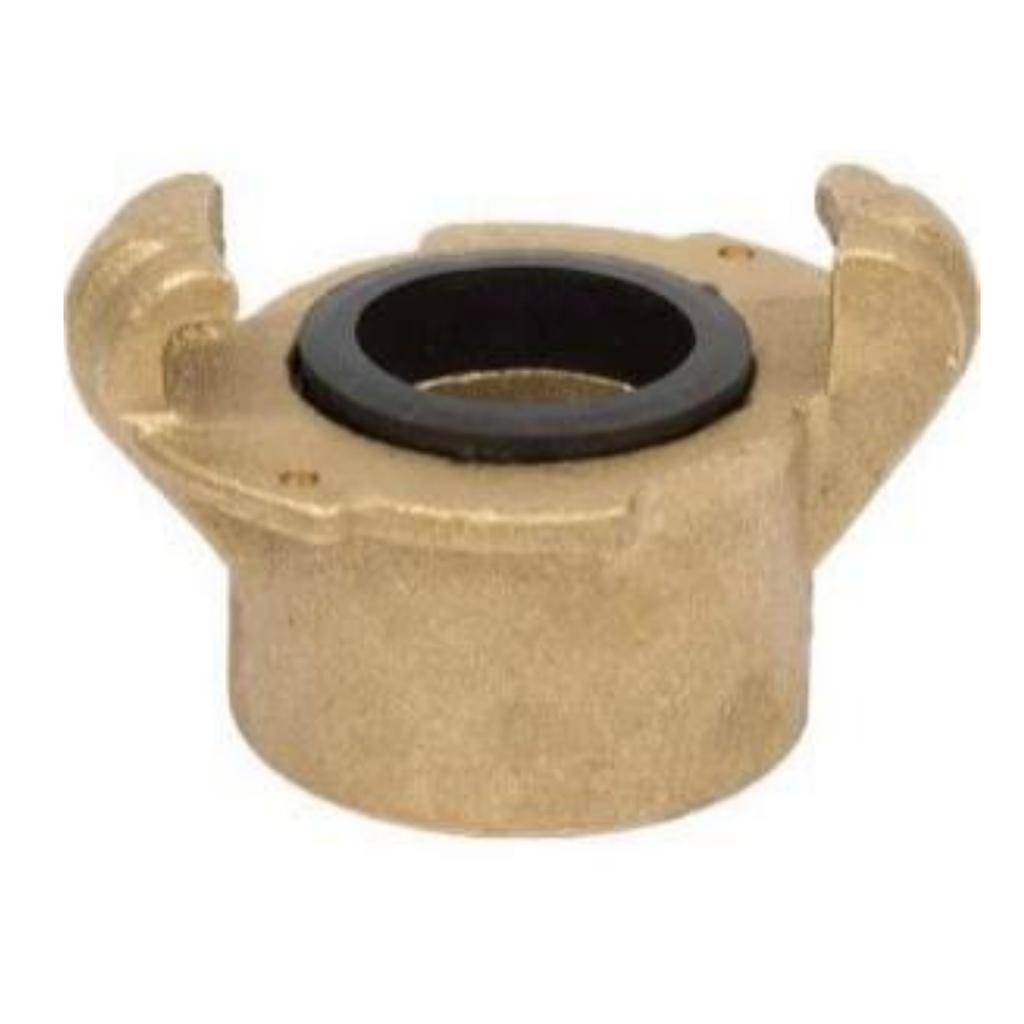 Brass Pot Coupler 1-1/4″
